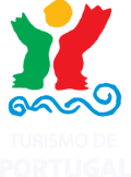 logo turismo de portugal White
